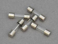 10 X F1.6A Fusion Rapide Verre Fusible. 20 X 5mm, 250v