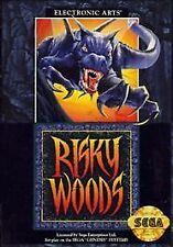 Risky Woods (Sega Genesis, 1992)