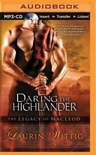 The Legacy of MacLeod: Daring the Highlander 2 by Laurin Wittig (2015, MP3...