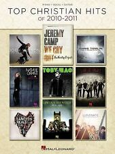 Top Christian Hits Of 2010-2011, Hal Leonard Corp., Good Book