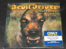 DEVIL DRIVER - Daybreak - EXCLUSIVE BEST BUY CD Single! w/ 2 Bonus Tracks! NEW!