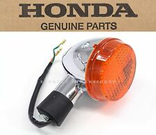 New Genuine Honda Turn Signal Rear Left Shadow 750 ACE 1100 Sabre (See Note)Z144