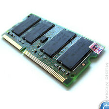 128MB RAM MEMORY UPGRADE FOR AKAI MPC500, MPC1000, MPC2500