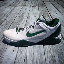 Nike Zoom Kobe VII 7 System TB Basketball Shoes Gorge Green 517359-109 Mens 18