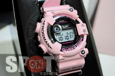 Casio Frogman ICERC Love The Sea And The Earth Pink Dolphin Whale Watch GF-8250K