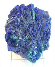 Azurite & Malachite Specimen Mined In Guangdong China 11g