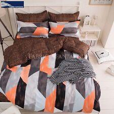 FINDIA Super King Size Bed Duvet/Doona/Quilt Cover Set New