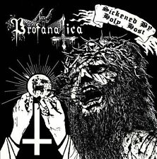 PROFANATICA-SICKENED BY THE HOLY HOST & THE GRAND  CD NEW
