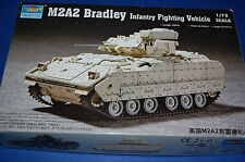 Trumpeter 07296 - M2A2 Bradley Infantry Fighting Vehicle   scala 1/72