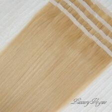 40pcs 100% Human Hair 3M Tape-in Extensions Remy #22 (Light Blonde) by Lux_Vogue