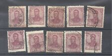 Argentina 1908-09 Stamps  Sc156 of 10 used