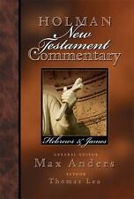 Holman New Testament Commentary: Hebrews & James (Holman New Testament Commentar