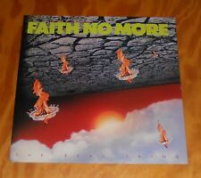 Faith No More The Real Thing Poster 2-Sided Flat Square 1989 Promo 12x12