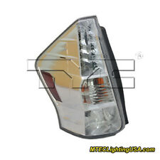 TYC Left Side Tail Light Lamp Assembly for Toyota Prius V 2012-2014