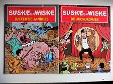 Tweeluik Suske en Wiske Jerom Boterham 2013!!