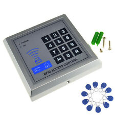 500 User Door Lock Access Control System Keypad Security RFID Proximity +10 Keys