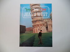 advertising Pubblicità 1980 JEANS JEAN'S WEST e TORRE DI PISA