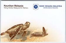 Malaysia 20 Ringgit 2012 UNC**New with folder
