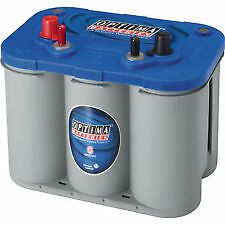 FRESH New Optima Blue Top Deep Cycle Marine Battery  SC34DM D34M 8016-103