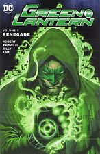 Green Lantern Volume 7: Renegade Softcover Graphic Novel