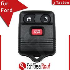 Ford 3 Tasten Fernbedienung Transit Connect Gehäuse Auto Funkschlüssel Ersatz
