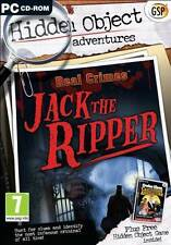 Real Crimes: Jack the Ripper (PC-CD) BRAND NEW SEALED