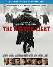 The Hateful Eight (Blu-ray/DVD + Digital) NEW/SEALED w slipcover
