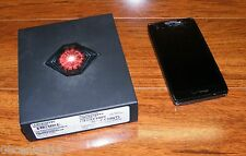 Motorola Droid RAZR HD - 16GB - Black (Verizon) GSM Touchscreen Smartphone *READ