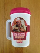 Dunkin Donuts Thermo Fred The Baker Collectible Cup Mug New in Box never used