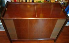 Vintage 1960 MAGNIFICENT MAGNAVOX CONSOLE STEREO RECORD PLAYER