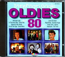 INTERNATIONALE OLDIES DER 80er - CD COMPILATION 80's [653]