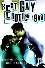Best Gay Erotica 1998, Jack Fritscher, Richard LaBonte, Very Good Book