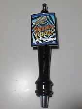 Bootleggers Brewery Golden Chaos Beer Tap Handle Double Indiana Pale Ale IPA