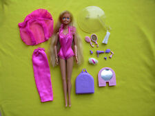 Barbie superstar beauty secrets 1979 taiwan perfetta con outfit accessori