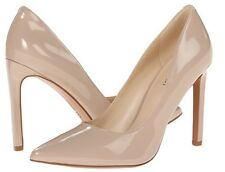Nine West Color Light Natural (Nude)Pumps Act Pointed Toe  Size 8.5