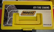 Moose Utility Tire Chains Set of 2 M91-60010 for 23-11-12 to 26-11-12 tires