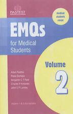 EMQs for Medical Students: v. 2,GOOD Book