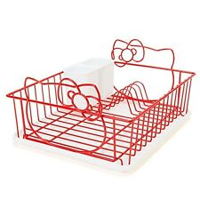 New Sanrio Hello Kitty wire drainer basket Kawaii 105813 from JAPAN