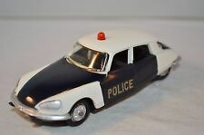 "Norev 158 Citroen DS 21 ""Police"" perfect mint all original condition SUPERB"