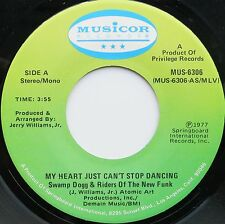 FUNK / FUNKY SOUL 45 SWAMP DOGG ON MUSICOR - IN D VERSAND KOSTENLOS AB 5 45S!