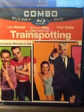 TRAINSPOTTING (DANNY BOYLE)  *NEW BLU-RAY + DVD