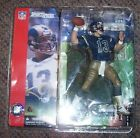 Mcfarlane NFL Series 1 Kurt Warner blue Variant Action Figure Rare VHTF Rams