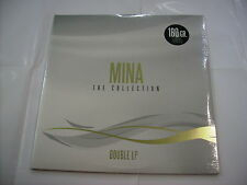 MINA - THE COLLECTION - 2LP VINYL NEW SEALED 180 GRAM 2008