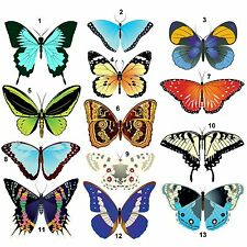 30 Personalized Address Labels Butterfly Buy 3 get 1 free(bt6)