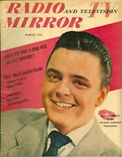 1950 Radio & Television Mirror Magazine: Bill Lawrence of the Arthur Godfrey