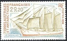 FSAT/TAAF 1998 Le Cancalais/Ships/Sailing/Boats/Nautical/Transport 1v (n23406)