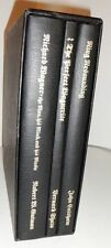 RICHARD WAGNER BOXED SET 3 BOOKS TIME-LIFE RECORDS SPECIAL EDITION 1972 NR FINE