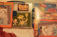 2 x Bob the builder take along activity packs. New
