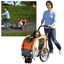 Cross Train Dog & Cat Stroller Guardian Gear Sporty Bicycle & Jogging Stroller