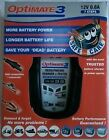 Optimate 3 Battery Charger & Conditioner (NEW)